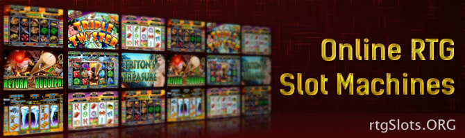 Online-RTG-Slot-Machines